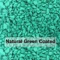 Natural Green Coated